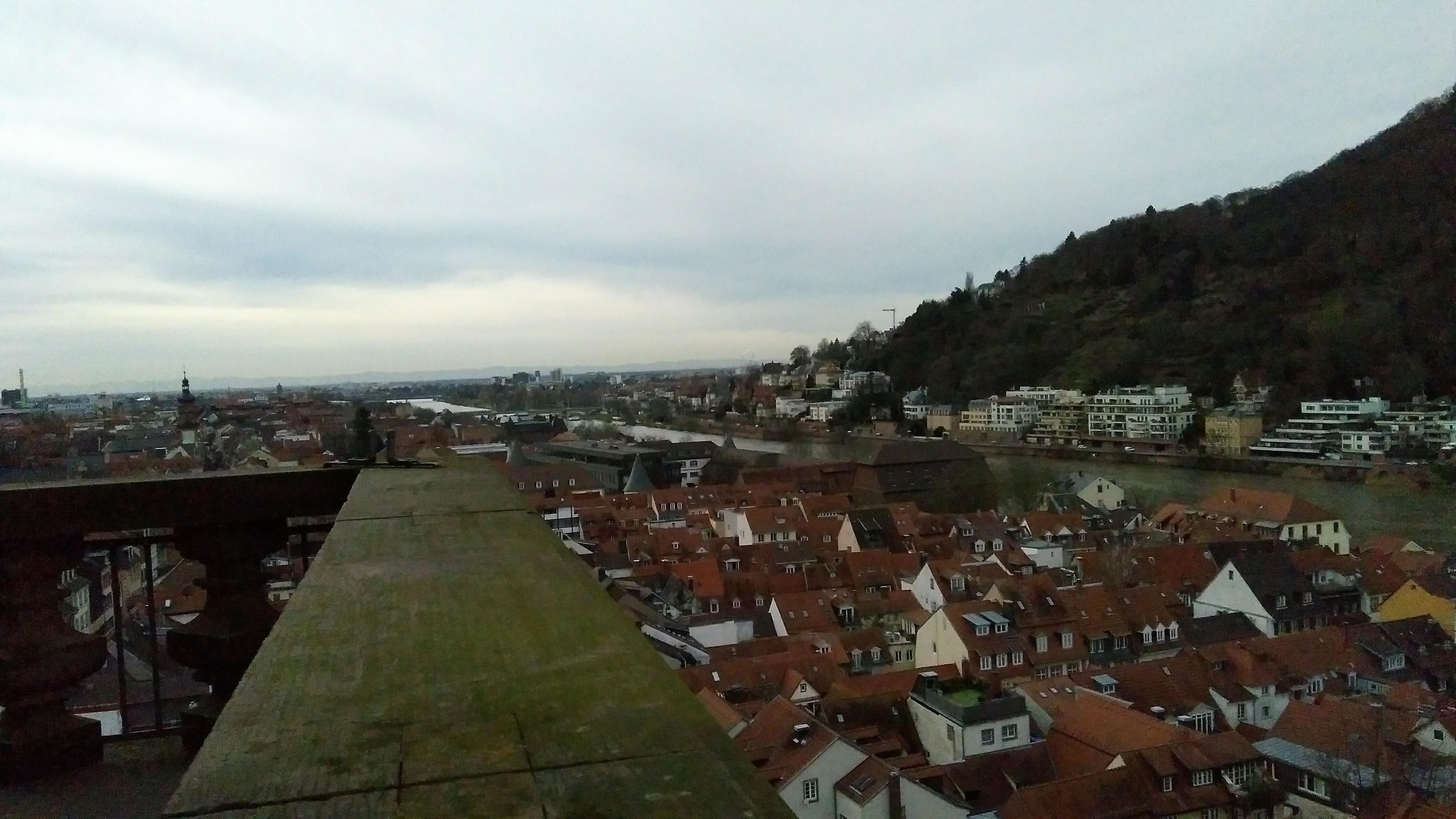 CD on Track on The Way Back: AEGEE-Heidelberg and AEGEE-Düsseldorf