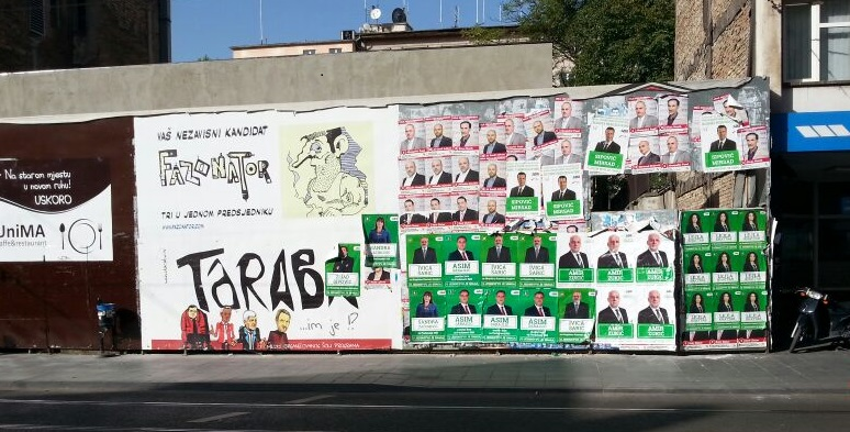 Witnessing democracy in Bosnia and Herzegovina