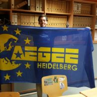 "Álvaro González Pérez for European Citizenship WG Coordinator: ""I want to see Thematic conferences back in AEGEE"""