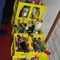 No More Space for Alcohol