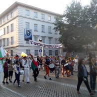 What is happening in Bulgaria now?