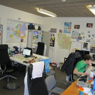 AEGEE offices across Europe