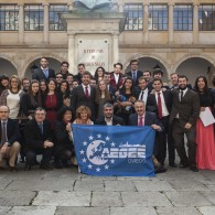 Member of the Month – Laura López & AEGEE-Oviedo's Outstanding 25th Anniversary