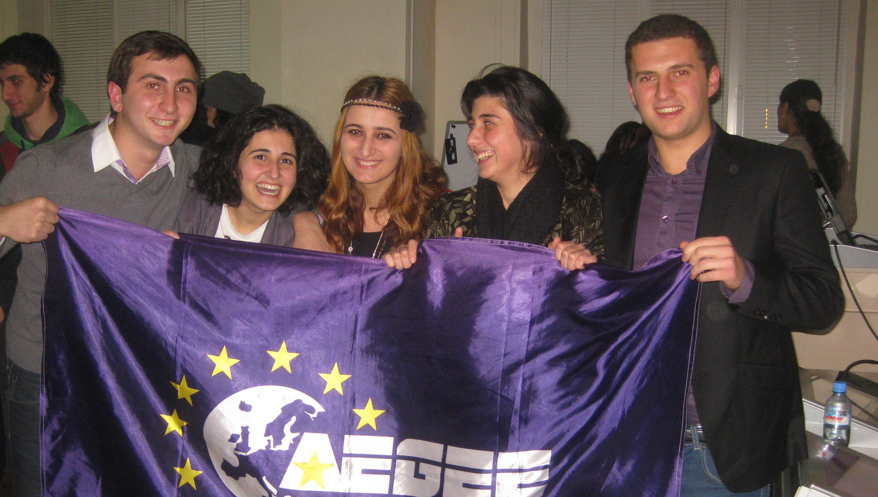 AEGEE-Tbilisi: Caucasian local with European plans