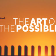 """Lights, Camera, Action! Luca Giazzi Presents His Film: """"The Art of the Possible"""""""