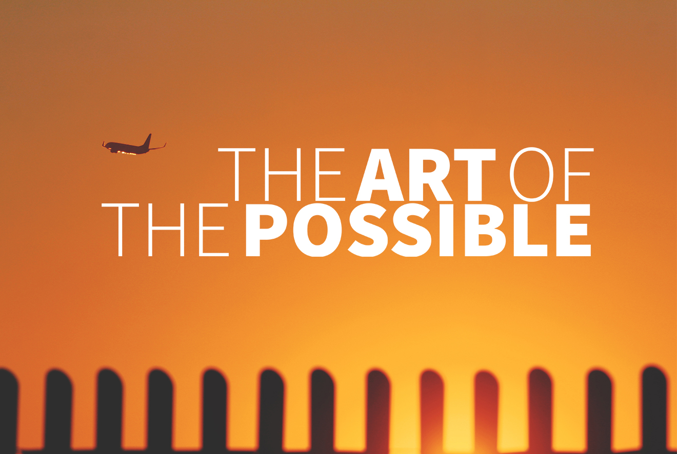 "Lights, Camera, Action! Luca Giazzi Presents His Film: ""The Art of the Possible"""