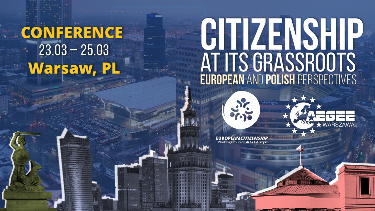 Citizenship at its Grassroots: a Talk about Democracy and the Rule of Law in Warsaw