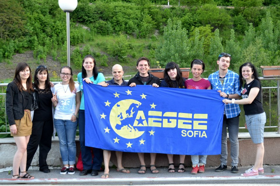 Leading Summer School Organisers: Local of the Month – AEGEE-Sofia