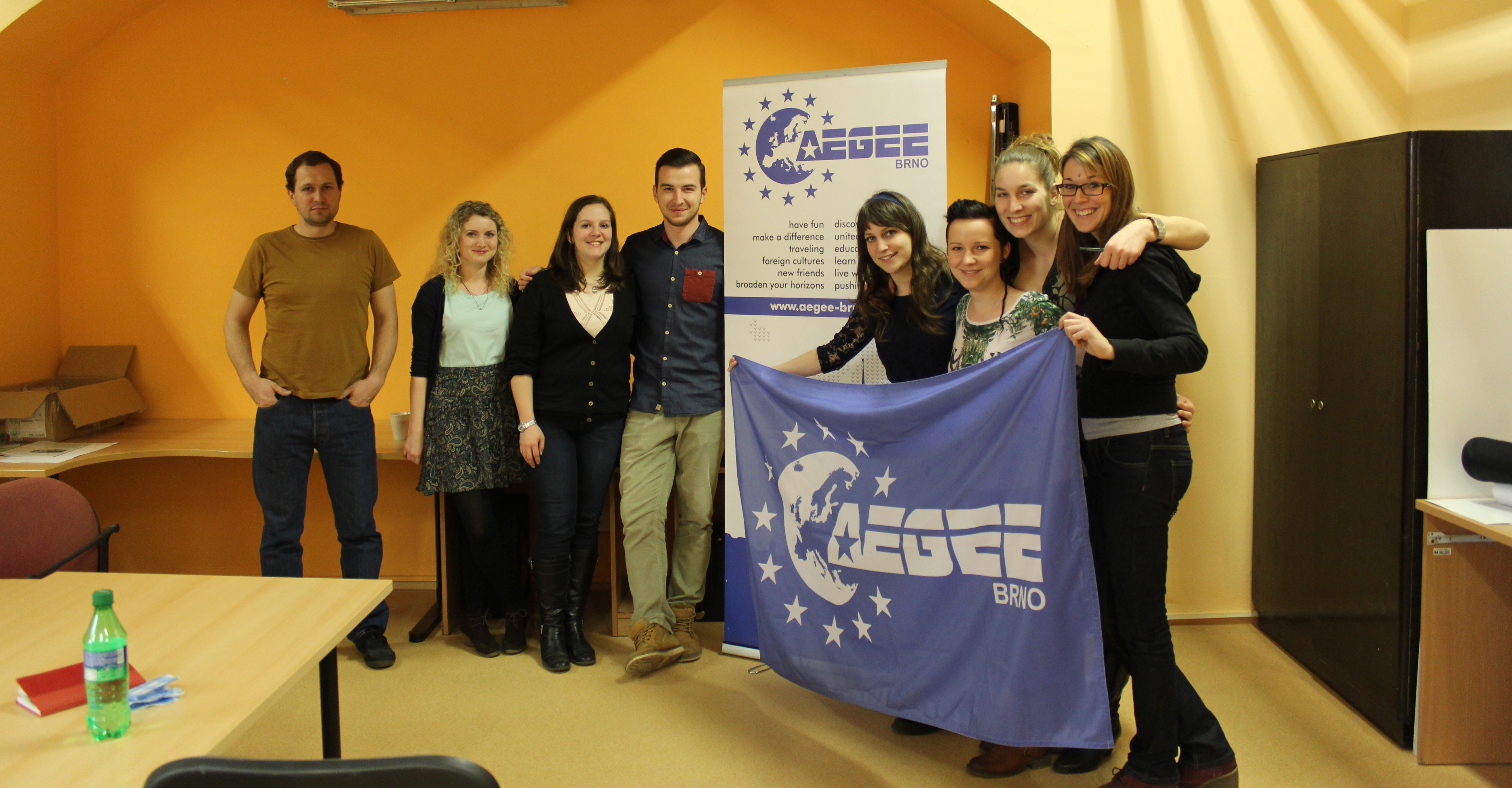 """AEGEE-Brno, Local of the Month September, on the Recipe for Success of their Famous Summer University """"Out of the Box"""""""