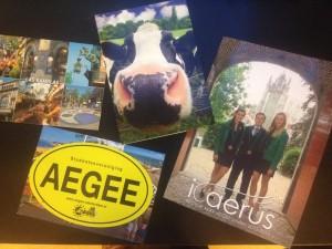 Leiden Postcards