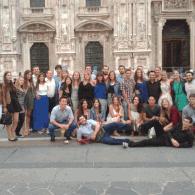 Summer University in Bergamo 2014 : Sun, Fun and Sport.