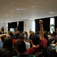Workshops and Progress Meeting VI: LGBTQ Rights and My AEGEE Development