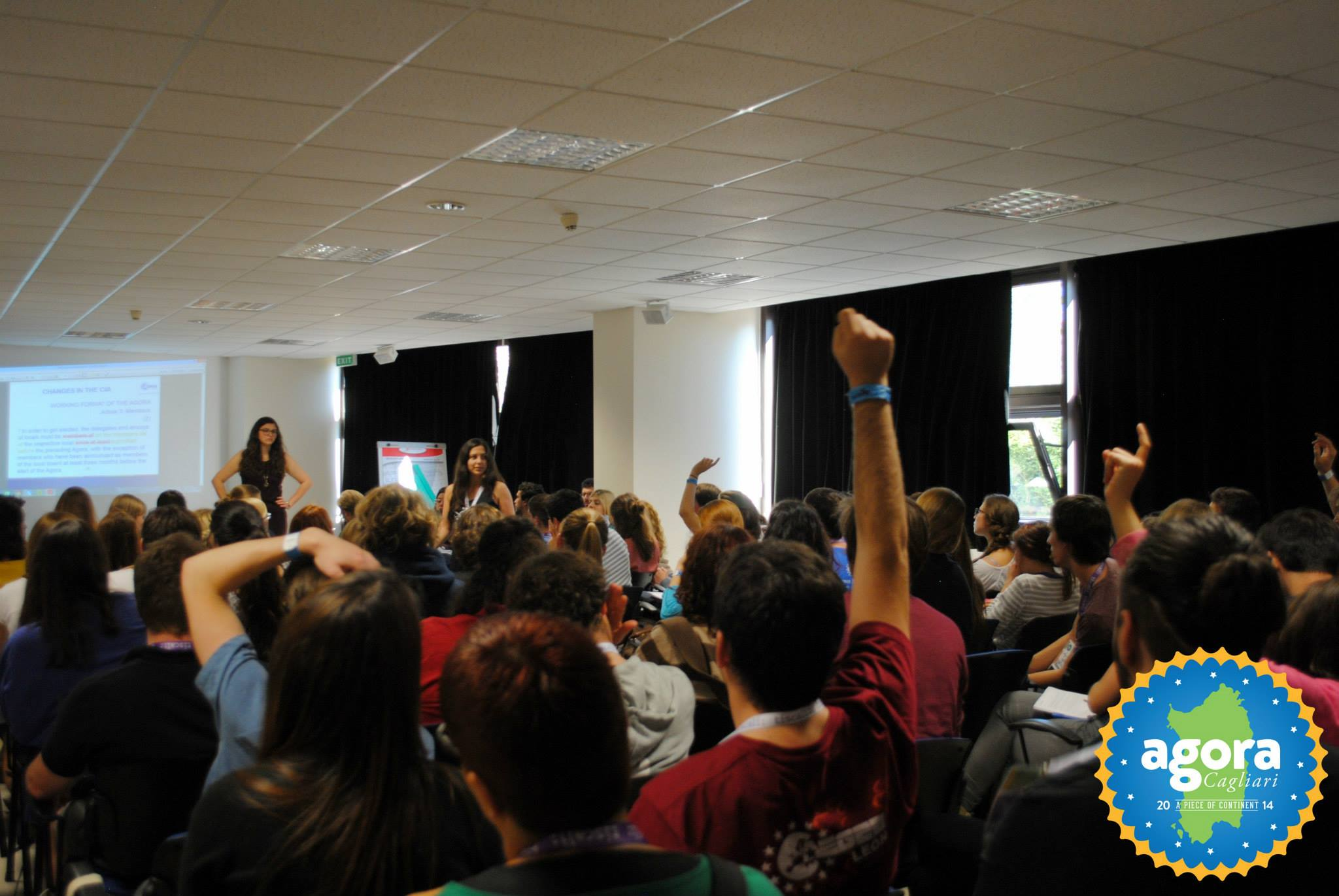 Workshops and Progress Meeting VI: LGBTQ Rights and My AEGEE Development