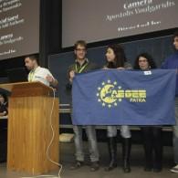 Agora Patra organiser John Eikosidekas on the greatness of AEGEE's European Level
