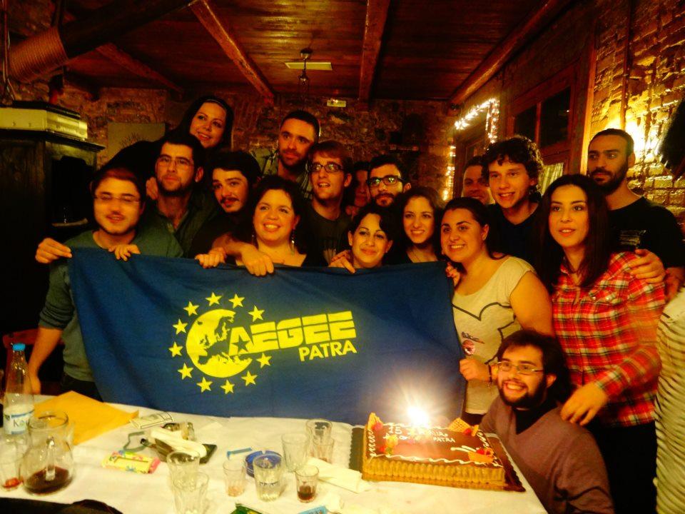 AEGEE-Patra bringing Agora home to its roots