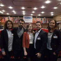 OSCE-Youth Action Plan- HDIM: new opportunities for young people to shape the reality around them!