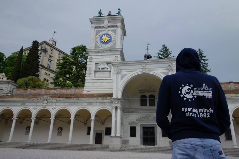 """Local of the Month AEGEE-Udine: """"Knowledge transfer is the most important task of our local"""""""