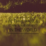 Be the change! – Workshop at Agora Patra