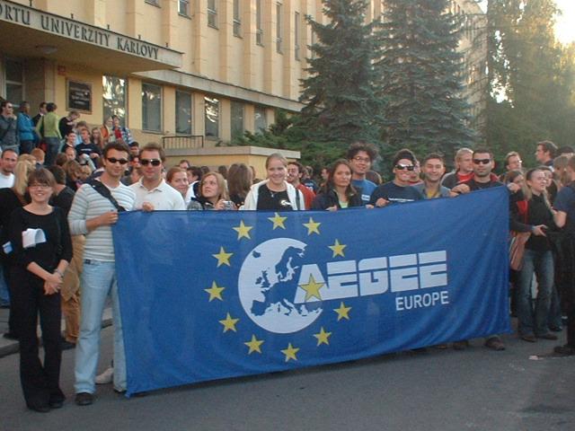 Youth Development Month-Interviewing AEGEE Alumni: Berat Ezel