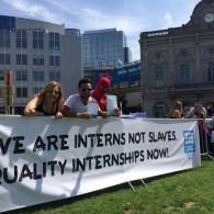 European Interns' Day – Claiming for Quality Internships in Brussels