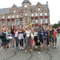 Art you ready to surprise? Summer University Düsseldorf and Bamberg