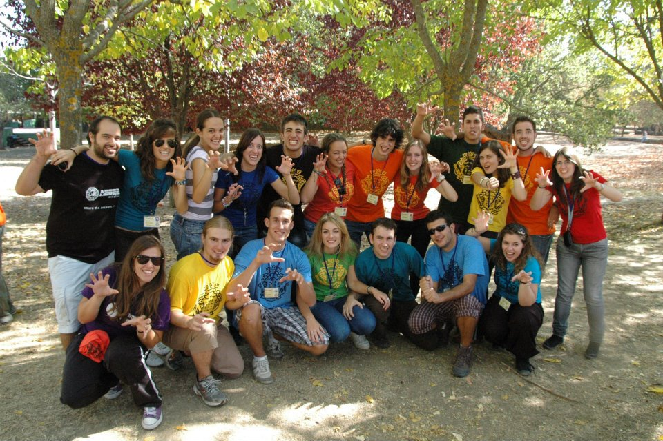AEGEE-Madrid Brings Renove Back to its roots