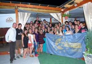TSU by AEGEE-Debrecen & AEGEE-Sibiu (5) - Farewell Evening
