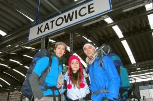 Team Blue in Katowice