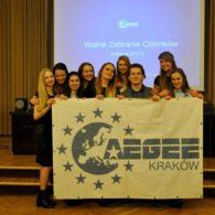 Spring Agora 2018 goes to... AEGEE- Kraków!