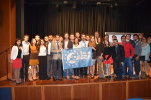 The general assembly of AEGEE-Eskisehir