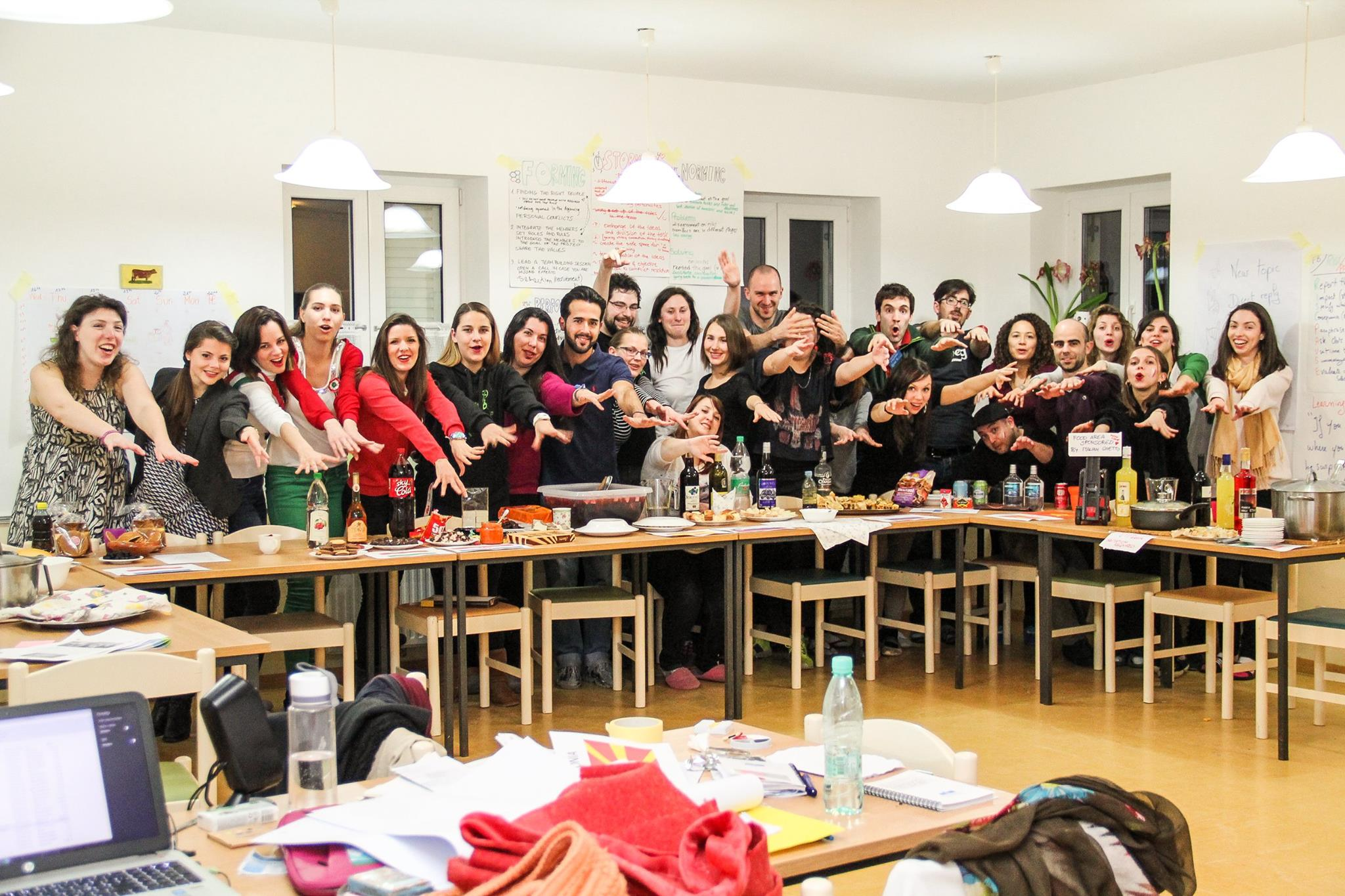 """Local of the Month AEGEE-Maribor: """"Our Strongest Assets are Experience and Motivation for New Things"""""""