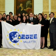 April's Local of the Month AEGEE-Valletta sharing tips on organising high quality events