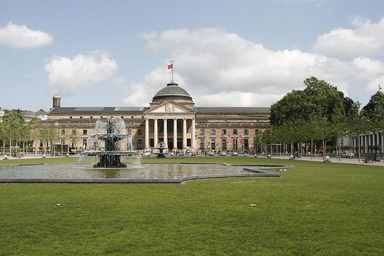 Kurhaus Casino Wiesbaden