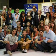 """EU democratic gap"" Y Vote 2014 convention in Las Palmas"