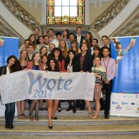 It's really up to Youth – YVote kick off in Valladolid