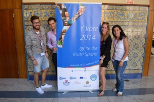 Organisers from AEGEE-Valladolid