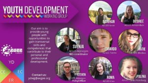 Youth Development Working Group