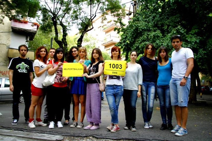 """Local of the Month: AEGEE-Beograd """"Thank you, all our friends from all over Europe who were supporting and helping us"""""""