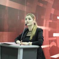 """Aleksandra Mojsova for Network Commission: """"First Thing about a NetCommie is the Availability for His/Her Antennae"""""""