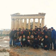 Our Big Fat Greek Winter University: Wanderlust Around Greece