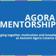 Agora Mentorship Project:  Back Again to Save Newbies' Lives!