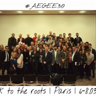Back to the Roots by AEGEE-Paris