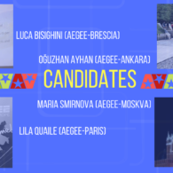 Today's interviews: Luca Bisighini, Oğuzhan Ayhan, Lila Quaile, Maria Smirnova
