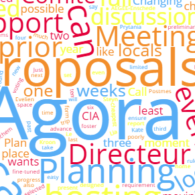 PROPOSALS #3: Planning Meeting, Reimbursement Criteria, Selecting Agora Hosting Locals and Online Pre-Agora Discussion