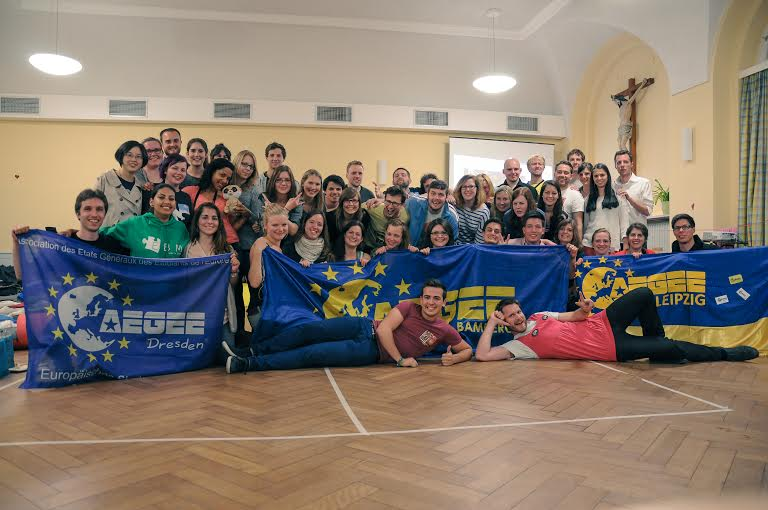 Dresden and Podgorica joining the AEGEE network