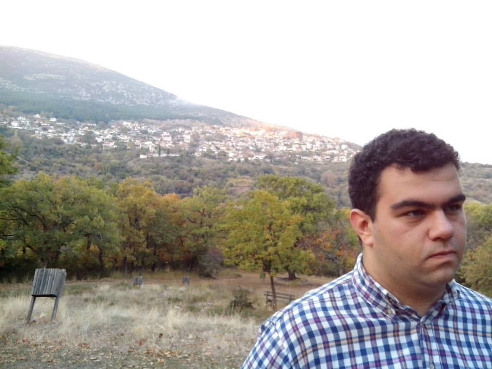 Member of the Month – Fotis Patrakis: the new IT of the Chair Team