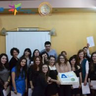 A conference of Your Vision For Europe with AEGEE-Cluj-Napoca.