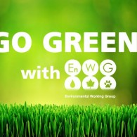 Going Green with the Environmental Working Group