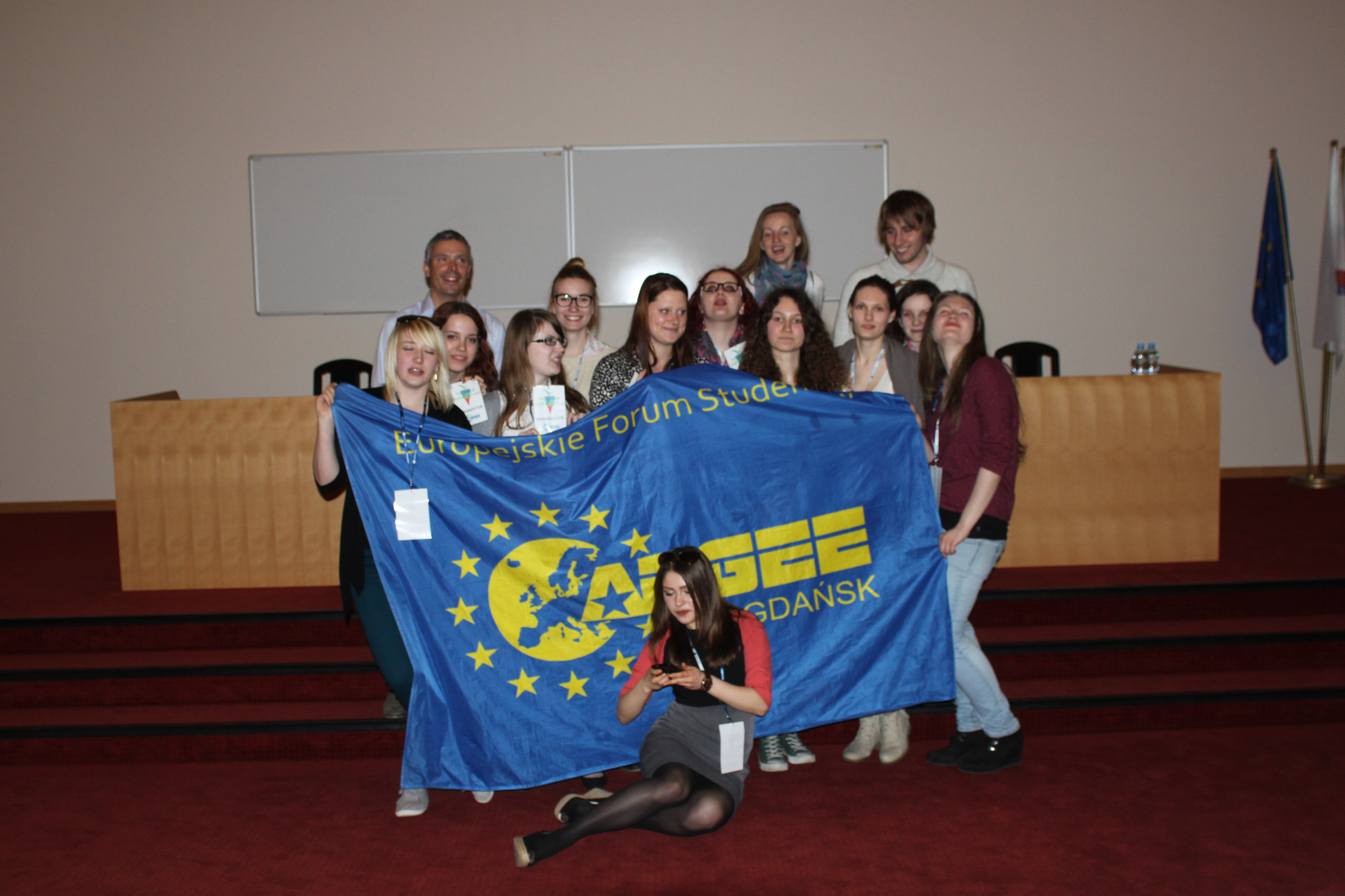 "Member of the Month Klaudia Brzywcy: ""AEGEE is a Possibility for Prosperity"""