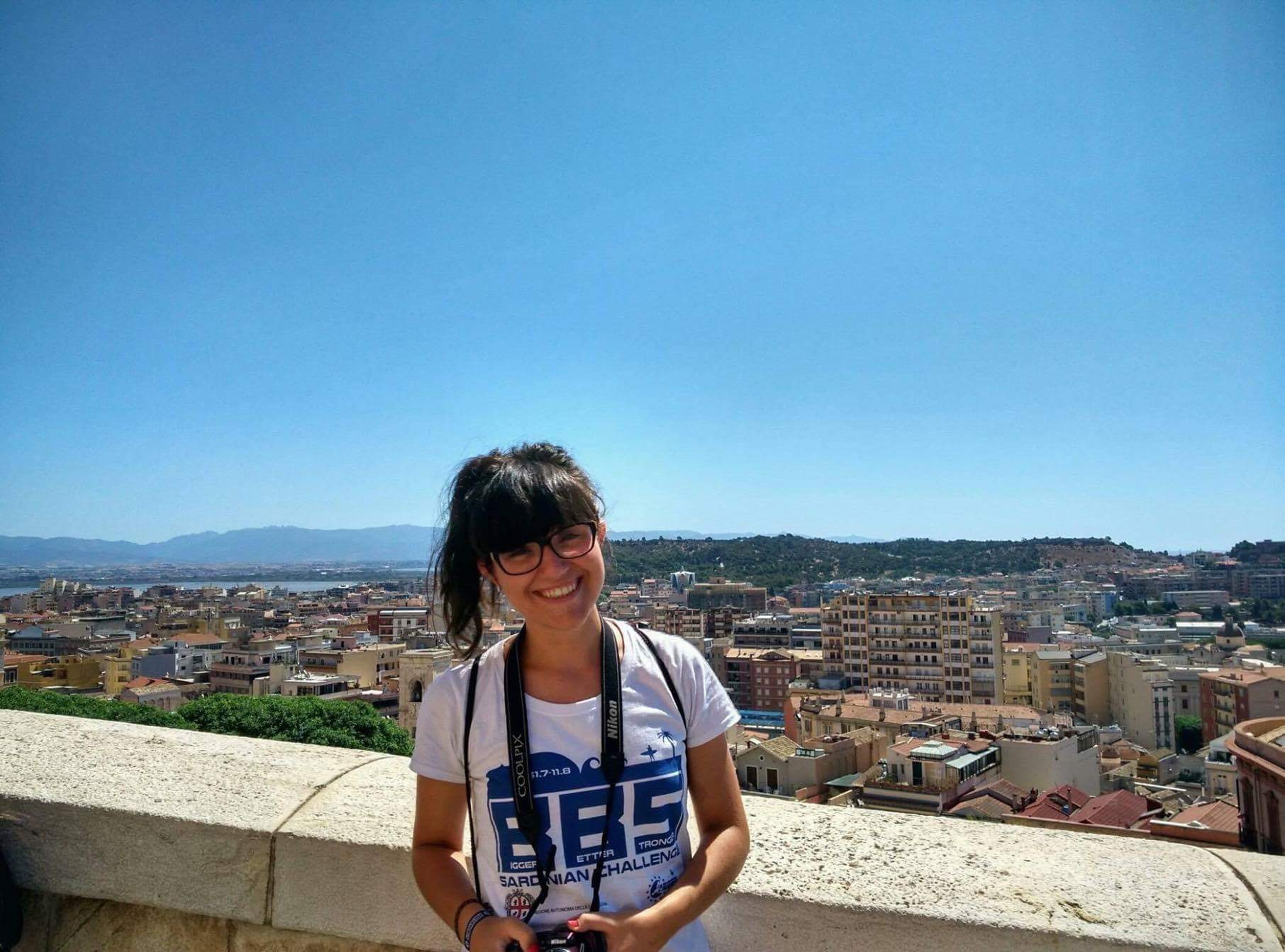 "Laura Garcia Rueda for SUCT ""I've applied for SUCT because for me the SU project has a lot of potential to make the association more known, get and motivate members""""."
